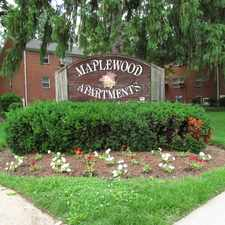 Rental info for Maplewood Apts in the Ednor Gardens - Lakeside area