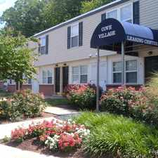 Rental info for Cove Village Townhomes