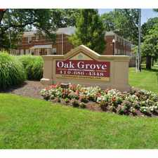 Rental info for Oak Grove Apartments and Townhomes