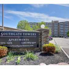 Rental info for Southgate Towers Apartments