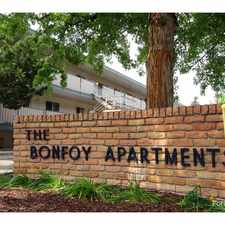 Rental info for Bonfoy Apartments