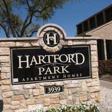 Rental info for Hartford Park