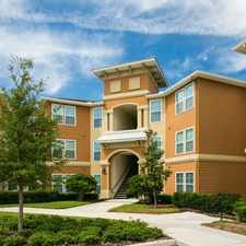 Rental info for Beach Village Apartments is Palm Coast's newest apartment community with a Resort Style Pool, 24 Hour Get Fit Gym, Putting Green, Interactive Tot Lot, Free Community Wi-Fi and so much more!