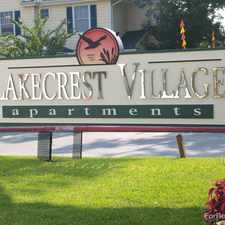 Rental info for Lakecrest Village in the East Houston area