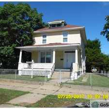 Rental info for HUGE single family home on nice street with HUGE fenced yard!!! in the Baltimore area
