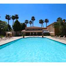 Rental info for Oasis Townhome Apartments in the San Bernardino area