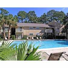 Rental info for Pinebrook Apartments in the Southpoint area