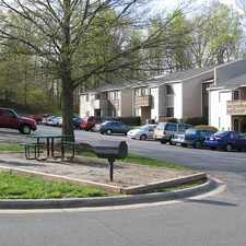 Rental info for Foxcroft Apartments