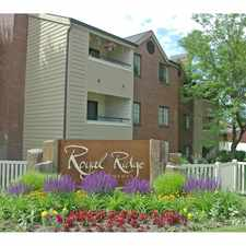 Rental info for Royal Ridge
