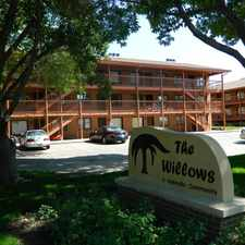 Rental info for The Willows Apartments in the Lincoln area