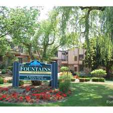 Rental info for Fountains of Wauwatosa in the Timmerman Airport area