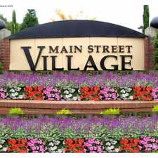 Rental info for Main Street Village Apartment Homes