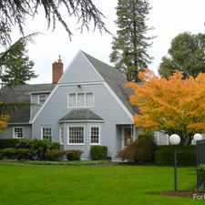 Rental info for Waverly Gardens