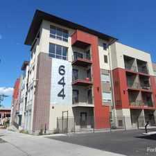 Rental info for 644 City Station