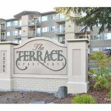 Rental info for The Terrace Apartments