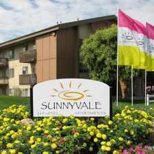 Rental info for Sunnyvale