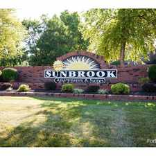Rental info for Sunbrook Apartments