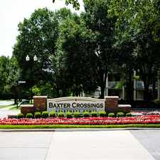 Rental info for Baxter Crossings