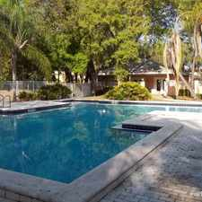 Rental info for La Vista Oaks Apartments in the Tampa area