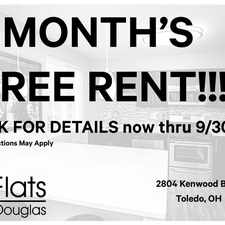 Rental info for The Flats at Douglas