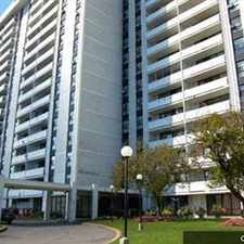 Rental info for : 200 Gateway Boulevard, 1BR in the Flemingdon Park area