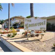 Rental info for Somerset in the Chula Vista area