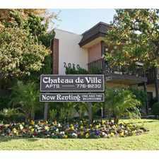 Rental info for Chateau De Ville