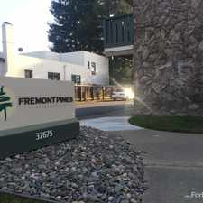 Rental info for Fremont Pines