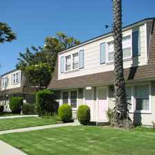 Rental info for Park Anza Townhouses