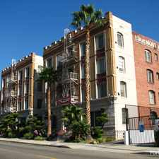 Rental info for Edgemont & Banbury Manor in the Los Angeles area