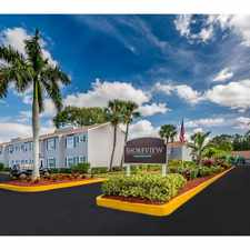Rental info for Shoreview at Baldwin Park in the Orlando area