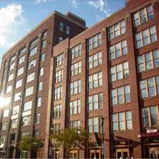 Rental info for Bridgeview Apartments in the Downtown area