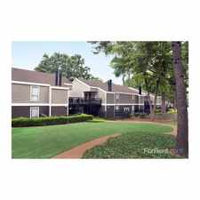Rental info for Greenbrook at Shelby Farms in the Memphis area