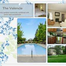 Rental info for Valencia, The