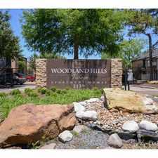 Rental info for Woodland Hills Village