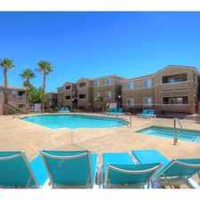 Rental info for Parkway at Silverado Ranch