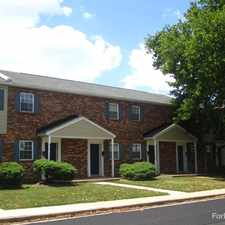 Rental info for Winston Manor