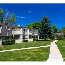 Rental info for Mountain Terrace