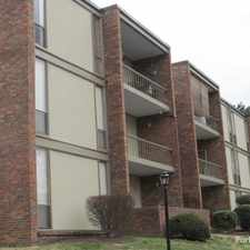 Rental info for West Towne Manor