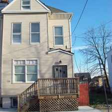 Rental info for Single family, 4 bedrooms, move in condition, 2 full bath. Front and back porch. Fenced yard.. Full basement. Property fenced in. in the Newark area