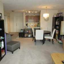 Rental info for Excellent quite clean condo in the Terwillegar South area