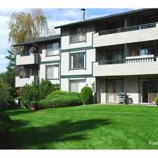 Rental info for Cedar Meadows in the Spokane area