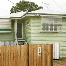 Rental info for ** APPLICATION APPROVED ** in the Wynnum area