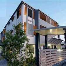 Rental info for Contemporary Living at it's Best in the Brisbane area