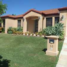 Rental info for 4 BEDROOM HOME WITH LANDSCAPED GARDENS in the Robina area
