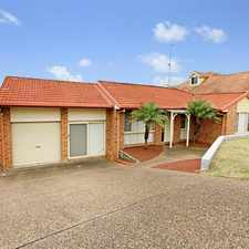 Rental info for Fantastic Family Home in the Wollongong area