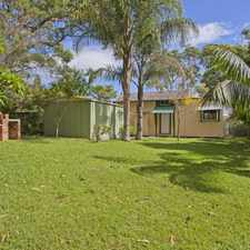 Rental info for Beach house Escape. Walk to everywhere! TO APPLY FOR THIS RENTAL http://bit.ly/rwbundeena in the Sydney area