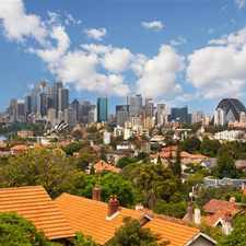 Rental info for Modern Apartment, in boutique setting w/ Harbour Bridge and City views in the Sydney area