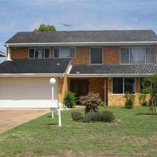 Rental info for FIT FOR A LARGE FAMILY. in the Sydney area