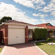 Rental info for A lovely family home... in the Hampton Park area